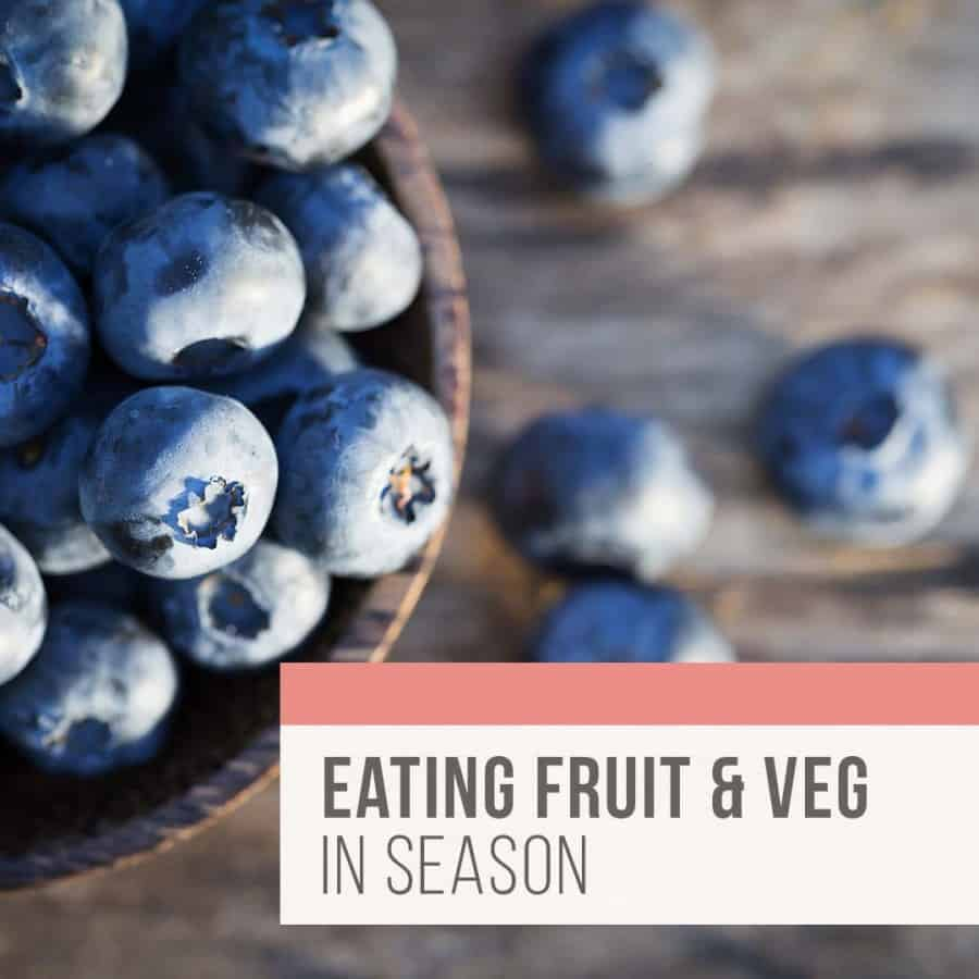 Rebecca Coomes The Healthy Gut Eating Fruit And Veg In Season Blog