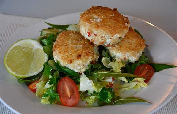 Rebecca Coomes Recipes Thai Fish Cakes And Salad