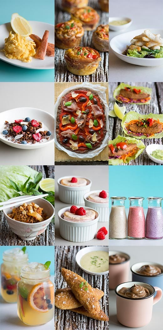 The Healthy Gut Recipe Images