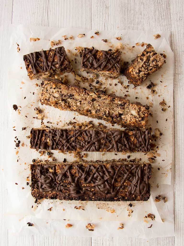 Choc Chip Granola Bars Recipe 786x1048