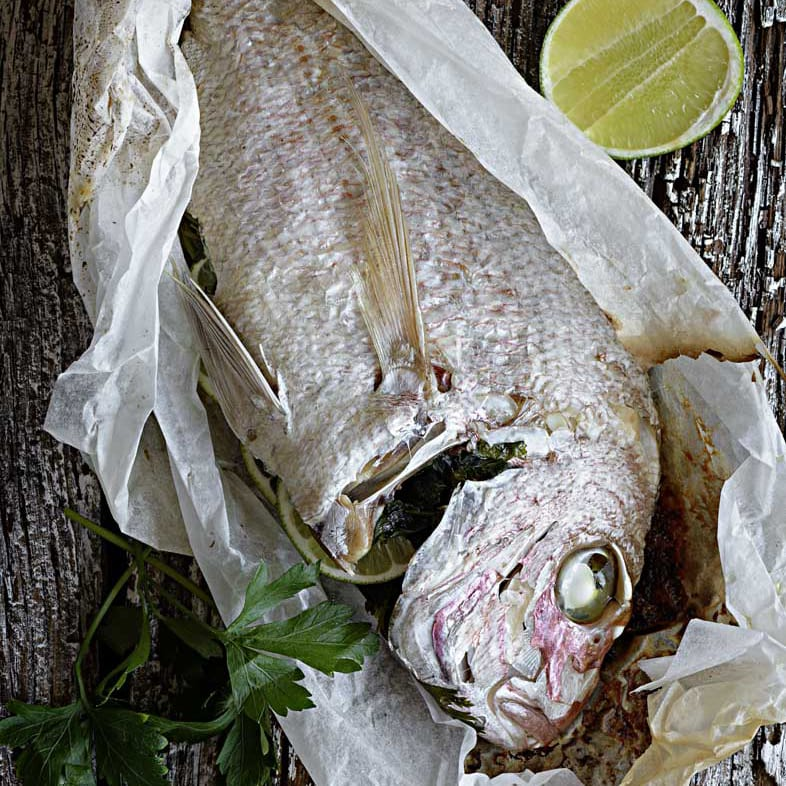 Lemon And Lime Bbq Snapper 786x786