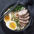 Japanese Duck Ramen Noodle Soup Recipe 786x1024