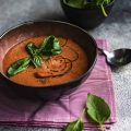 Roasted Tomato And Basil Soup Recipe 786x1024